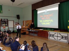 PSNI Internet Safety Talk