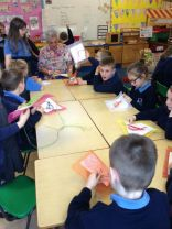 Strabane Primary School Maths Week (15th-19th October)